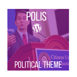 Polis - Political WordPress Theme