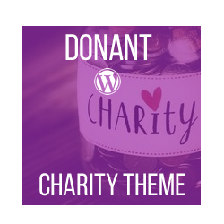 Donant - Fundraising WordPress Theme