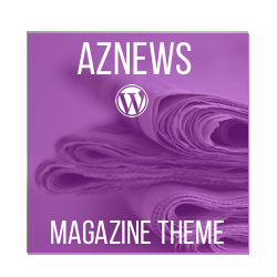 Aznews - WordPress Magazine Theme